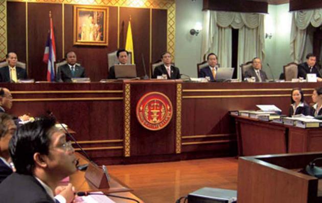 суд в Таиланде
