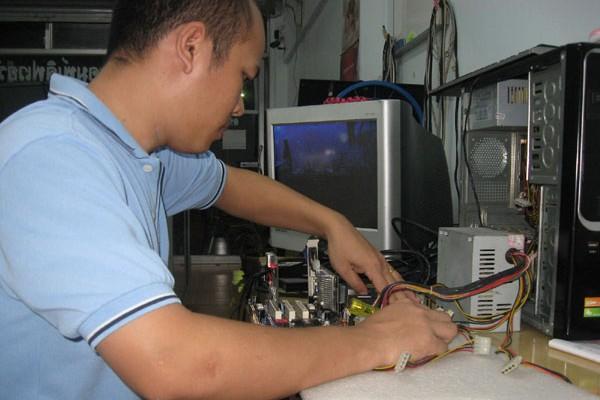 Ремонт компьютера в Паттайе
