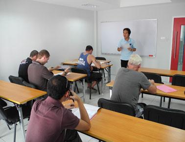 Курсы тайского и английского в Паттайе